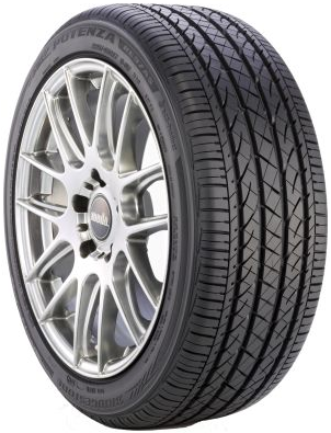 Potenza RE97AS RFT Tires